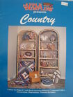 Apple Dumplins Country Sewing Craft Pattern Booklet Tissue Cover Pillow Calico