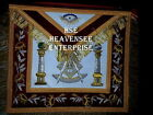 MASONIC REGALIA PAST MASTER APRON