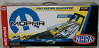 AW HO scale MOPAR DRAG SET electric slot car race set w/racers #0284