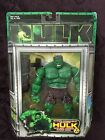 NEW Super Poseable Leaping Hulk Action Figure W Real Bungie Cord ToyBiz