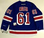 Rick Nash Cards, Rookie Cards and Autographed Memorabilia Guide 57