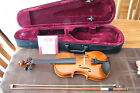 ANDREW SCHROETTER  1/4 VIOLIN & BOW/ STRINGS/ CASE