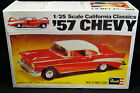 1975 Revell 1957 Chevy California Classics Plastic Model Factory SEALED