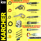 Official Karcher Domestic Pressure Washer Gun Hose O'ring Seals Spare Parts Set