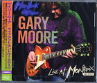 GARY MOORE-LIVE AT MONTREUX 2010-JAPAN ONLY 2CD LTD H00 zd