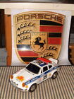 ALPS TIN, B/O PORSCHE 1974 911RS EAST AFRICAN SAFARI PERFECTLY WORKING (SMOKES)!