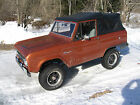 Ford  Bronco 2 door 1969 ford bronco