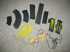 TYCO LOT of 58 total pieces HO Scale Slot Car Track