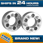 Jeep CJ Wheel Spacers 5x55 Wheel Spacers 5x55 2 inch Set of 2