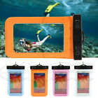 Waterproof Underwater Pouch Float Bag Case Cover For iPhone 6 / Samsung N3