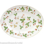 Wedgwood Wild Strawberry Oval Serving Platter