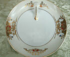 Vintage Noritake Candy Dish Plate with Gold Decorations on Porcelain Prized Item