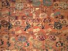 ANTIQUE 19/ 20th JAPANESE CHINESE BROCADE SILK KESA EMBROIDERED EMBROIDERY #2!
