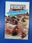 Hershey's Homemade Over 100 Recipes Cookbook 1991 Hardcover Spiral EUC