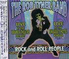 NEW CD   THE ROB TYNER BAND / ROCK AND ROLL PEOPLE + 6   MC5 Rolling Stones