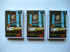 (3) Decks Binion's Playing Cards- Brand New/Sealed/Authentic