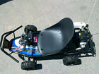 49cc Gas powered GO KART Off Road cart ScooterX Baja Blue mini kid motor scooter