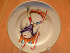 ONEIDA Winter Side Dessert Plate 8