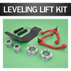Silver Front 35 Rear 3 Lift Kit Pro Accessories For SUV 07 15 6 Lug 4WD