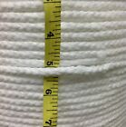 20 yards 1/4 Polyester Welt Cord Piping Sewing Fabric crafts home decor White
