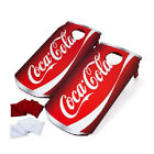 Cornhole Game Bag Toss Bean Corn Hole Boards Outdoor Yard Lawn Coca Cola Coke