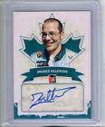 Jacques Villeneuve Autograph 2011 ITG In The Game Canadiana Auto Canada F1 A-JV2