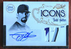 Todd Helton 2011 Prime Cuts Icons Jersey Number Patch Auto 4 5 Colorado Rockies