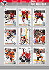2010 Russian The Bear - Stanley Cup Finals - Philadelphia Flyers set (22 cards)