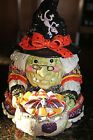 Fitz & Floyd Halloween Witch Cookie and Candy Jar Limited Edition