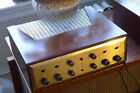 VINTAGE H.H. SCOTT 222-C 222C 222 C INTEGRATED TUBE AMPLIFIER Amp