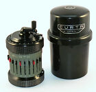 Rare Type II Curta Mechanical Calculator & Case Ser. #538961 (December 1966)