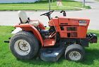 Simplicity 2518 AC Diesel compact garden tractor Hydraulics PTO 3 point hitch