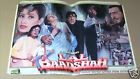 {Set of 4} Lal Baadshah (Amitabh) Indian Hindi Original Movie Lobby Card 90s
