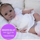 Reborn Kendal baby doll unpainted kit sculpted by Pat Moulton makes 22 reborn