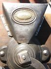 Beautiful Antique Wilson's Wall Mount Hand Cranked Coffee Grinder Mill