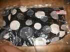 NIP Thirty One Gifts Retro Metro Tote Black Happy Dot