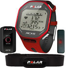Polar RCX5 GPS Red Running Fitness Sports Watch +H2 Heart Rate Monitor