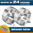 4x100 Wheel Spacers Adapters 12x1.5 stud 2 thick cb 60.1 hub Honda Toyota Sci