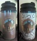 Quarter Horse Thermo Travel Mug I Love My Dog Drinking Cup Glass Horses