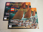 LEGO PIRATE SHIP AMBUSH 79008 Original Instructions ONLY