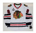 PATRICK KANE CHICAGO BLACKHAWKS 2015 STANLEY CUP REEBOK EDGE AUTHENTIC JERSEY