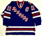 MARK MESSIER 1994 STANLEY CUP NEW YORK RANGERS AUTHENTIC CCM JERSEY SIZE 52 NEW