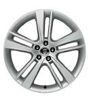 Genuine OEM Jaguar F TYPE 20 Cyclone Silver Rear Wheel T2R4747 F TYPE