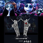 Fashion Couple Lovers Necklaces Two Parts Pendant Best Friends Necklace Gift Hot