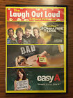 30 Minutes or Less/Bad Teacher/Easy A (DVD, 2014, 3-Disc Set) - LIKE NEW, UNUSED