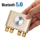 Nobsound Audio Bluetooth Receiver / Mini Power Amplifier Hifi 2.0 Stereo_Gold