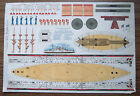US NAVY CRUISER NEW YORK TOY CUT OUT - 1896 THE PRESS PHILADELPHIA SUPPLEMENT