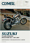 CLYMER Repair Manual, Suzuki VS1400 Intruder 1987-2004, Boulevard S83 2005-2007