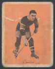 1933-34 V288 Hamilton Gum Hockey Cards 17