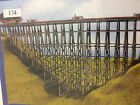 HELJAN Timber Trestle Model Building Bridge HO Scale Craftsman Kit NEW #174